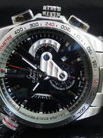 นาฬิกา Tag Heuer Grand Carrera Calibre 36 Caliper สายเลส เกรด Mirror รุ่นยอดนิยมสวยขั้นเทพ